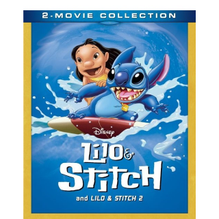 LILO & STITCH 2 MOVIE COLLECTION 1 & 2 STITCH HAS A GLITCH (HD DIGITAL CODE) VUDU, ITUNES, MOVIESANYWHERE INSTANT DELIVERY