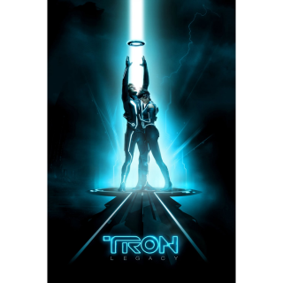 DISNEY TRON: LEGACY 2010 (HD DIGITAL CODE) GOOGLE PLAY INSTANT DELIVERY