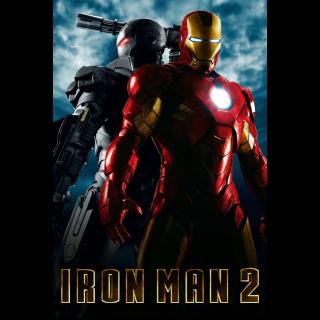 MARVEL STUDIOS IRON MAN 2 (HD DIGITAL CODE) (GOOGLE PLAY INSTANT DELIVERY)