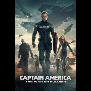 Marvel Studios Captain America: The Winter Soldier (GOOGLE PLAY) HD DIGITAL CODE