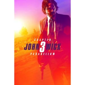 JOHN WICK 3 CHAPTER 3 PARABELLUM (4K UHD DIGITAL CODE) ITUNES OR VUDU INSTANT DELIVERY