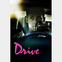 DRIVE (2011) RYAN GOSLING (HD DIGITAL CODE) VUDU, MOVIESANYWHERE INSTANT DELIVERY