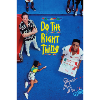 SPIKE LEE'S DO THE RIGHT THING (1989) (HD DIGITAL CODE) ITUNES INSTANT DELIVERY