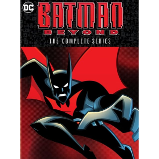 BATMAN BEYOND THE COMPLETE SERIES & RETURN OF THE JOKER (HD DIGITAL CODE) VUDU INSTANT DELIVERY