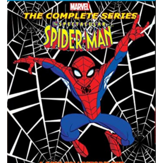 THE SPECTACULAR SPIDER-MAN COMPLETE SERIES SEASON 1 & 2 (DIGITAL CODE) VUDU INSTANT DELIVERY