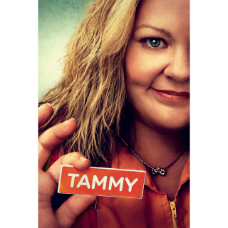 TAMMY (HD DIGITAL CODE) VUDU, MOVIESANYWHERE INSTANT DELIVERY