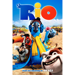 RIO 1 (SD DIGITAL CODE) ITUNES INSTANT DELIVERY
