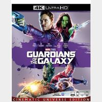 GUARDIANS OF THE GALAXY VOL 1 (2014) (4K ULTRA HD UHD DIGITAL CODE) VUDU, MOVIESANYWHERE INSTANT DELIVERY