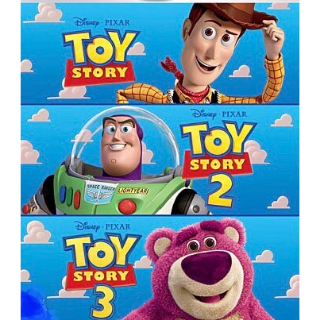 DISNEY PIXAR TOY STORY 1 2 3 TRILOGY (HD DIGITAL CODE) GOOGLE PLAY