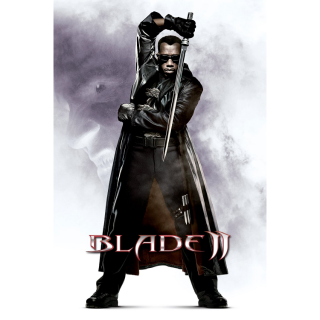 MARVEL BLADE II 2 (WESLEY SNIPES) (HD DIGITAL CODE) VUDU, MOVIESANYWHERE INSTANT DELIVERY