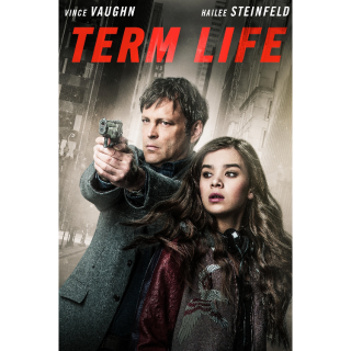 TERM LIFE (2016) (HD DIGITAL CODE) VUDU, MOVIESANYWHERE INSTANT DELIVERY