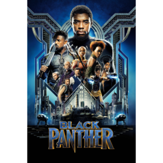 MARVEL STUDIOS BLACK PANTHER (HD DIGITAL CODE) GOOGLE PLAY INSTANT DELIVERY