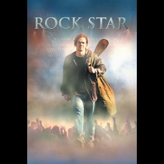 ROCK STAR ROCKSTAR (2001 MARK WAHLBERG) (HD DIGITAL CODE) VUDU, MOVIESANYWHERE INSTANT DELIVERY