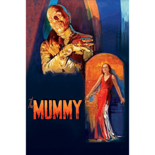 THE MUMMY (1932 KARL FREUND) (HD DIGITAL CODE) VUDU, MOVIESANYWHERE INSTANT DELIVERY