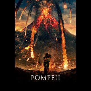 POMPEII (2014) (KITT HARRINGTON) (HD DIGITAL CODE) VUDU, MOVIESANYWHERE INSTANT DELIVERY
