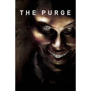 THE PURGE 1 (2013) (HD DIGITAL CODE) VUDU, MOVIESANYWHERE INSTANT DELIVERY