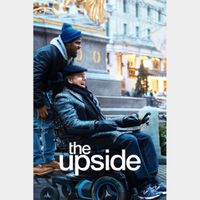THE UPSIDE (2019 KEVIN HART) (HD DIGITAL CODE) ITUNES INSTANT DELIVERY
