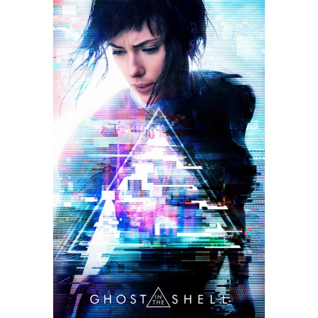 GHOST IN THE SHELL (2017 SCARLETT JOHANSSON) (HD DIGITAL CODE) VUDU INSTANT DELIVERY