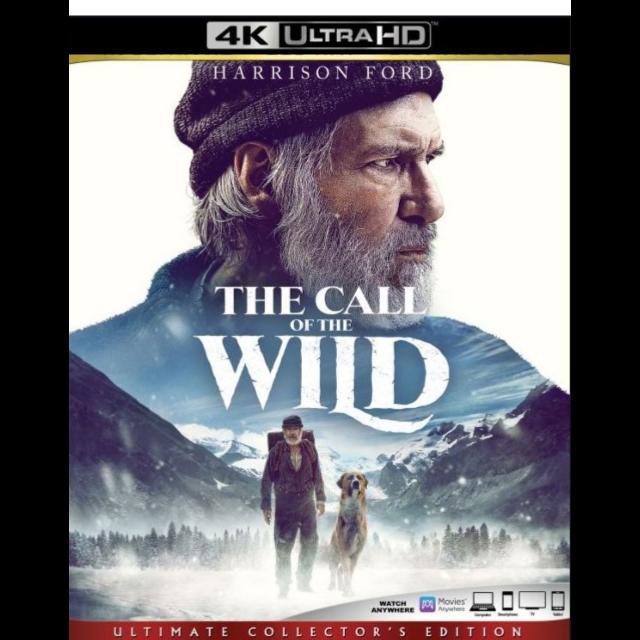The Call Of The Wild 2020 Harrison Ford 4k Ultra Hd Uhd Digital Code Vudu Moviesanywhere Instan Gameflip