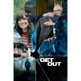 BLUMHOUSE GET OUT (2017) 4K UHD DIGITAL CODE (ITUNES)