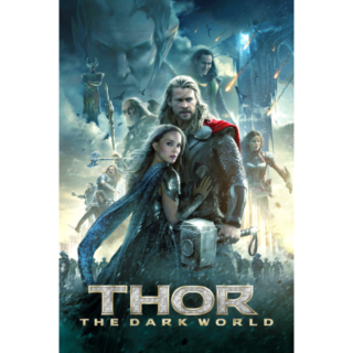 THOR THE DARK WORLD (HD DIGITAL CODE) GOOGLE PLAY INSTANT DELIVERY