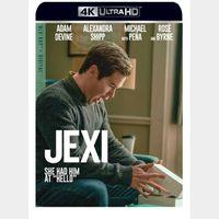 JEXI (2019 ADAM DEVINE) (4K ULTRA HD UHD DIGITAL CODE) ITUNES INSTANT DELIVERY