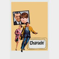 CHARADE (1963) (HD DIGITAL CODE) ITUNES INSTANT DELIVERY