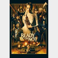 READY OR NOT (2019 HORROR) (HD DIGITAL CODE) VUDU, MOVIESANYWHERE INSTANT DELIVERY