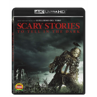 SCARY STORIES TO TELL IN THE DARK (2019) (4K ULTRA HD UHD DIGITAL CODE) ITUNES, VUDU, GOOGLE PLAY INSTANT DELIVERY