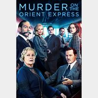 MURDER ON THE ORIENT EXPRESS (2017) (HD DIGITAL CODE) VUDU, MOVIESANYWHERE INSTANT DELIVERY