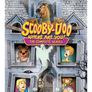 SCOOBY-DOO , WHERE ARE YOU! COMPLETE SERIES (HD DIGITAL CODE) VUDU INSTANT DELIVERY