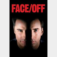FACE/OFF FACEOFF (1997 TRAVOLTA CAGE) (HD DIGITAL CODE) VUDU INSTANT DELIVERY