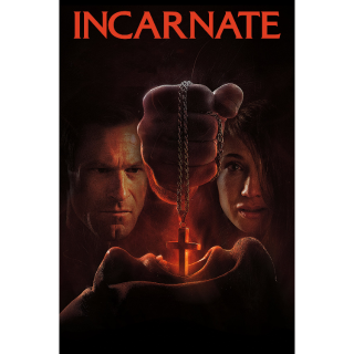 INCARNATE UNRATED (HD DIGITAL CODE) ITUNES INSTANT DELIVERY