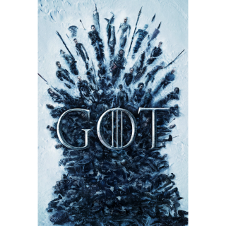 GAME OF THRONES THE COMPLETE SEASON SIX 6 (HD DIGITAL CODE) VUDU, ITUNES, GOOGLE PLAY INSTANT DELIVERY