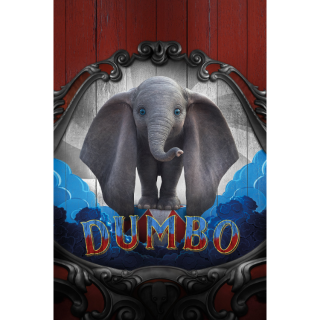 DISNEY LIVE ACTION DUMBO (2019) (HD DIGITAL CODE) GOOGLE PLAY INSTANT DELIVERY