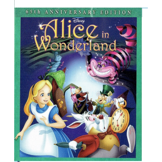 DISNEY ALICE IN WONDERLAND ANIMATED (1951) (HD DIGITAL CODE) VUDU, ITUNES, MOVIESANYWHERE INSTANT DELIVERY
