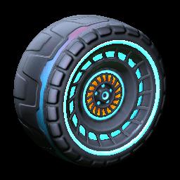 Spiralis | Sky Blue