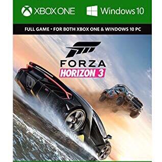 FORZA HORIZON 3 XBOX/WINDOWS