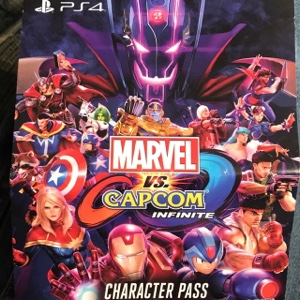 Marvel Vs Capcom Infinite Character Season Pass DLC Only (PS4)