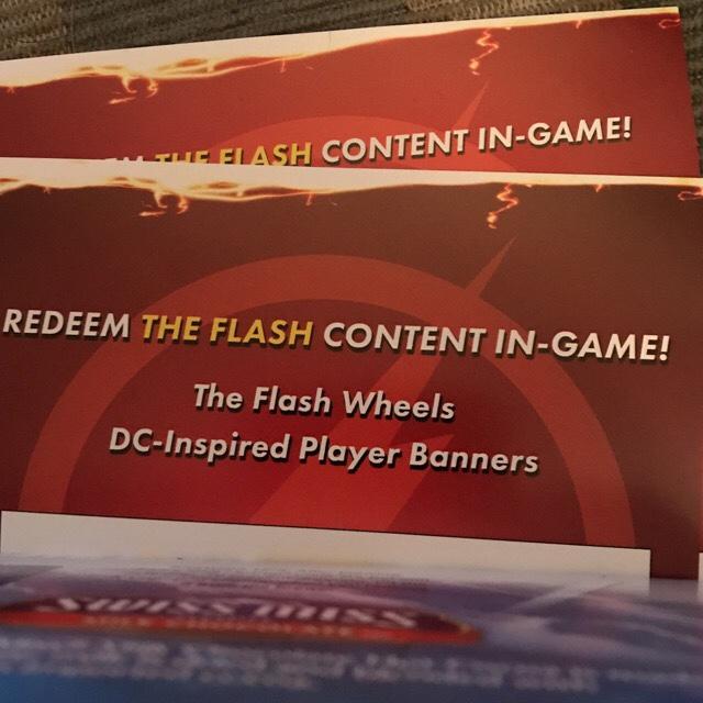 Rocket league limited edition flash bonus content (Xbox One