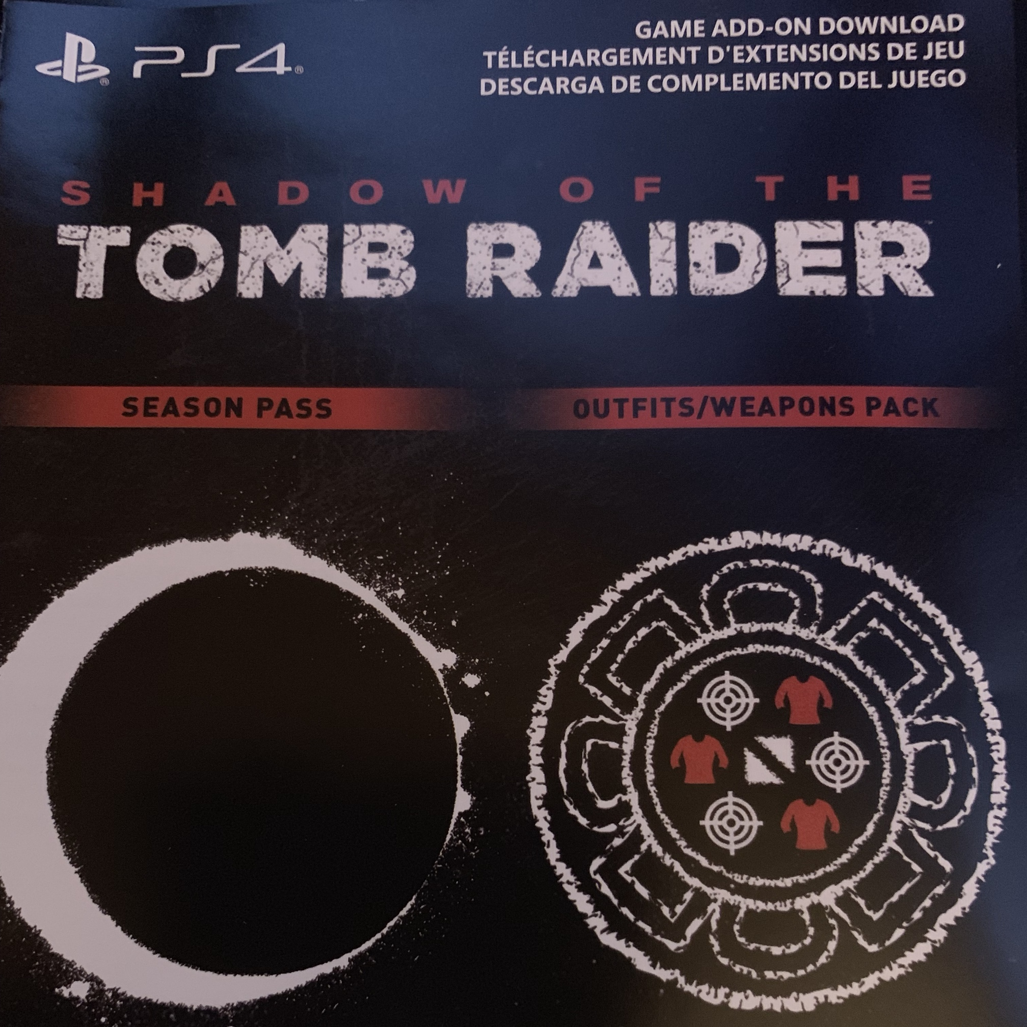shadow of the tomb raider download code