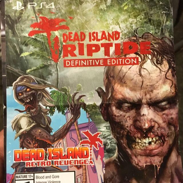dead island riptide download code