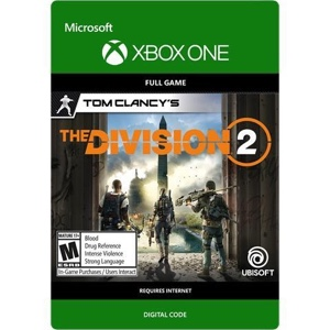 Tom Clancy's The Division 2 Full Digital Download Code (Xbox One)