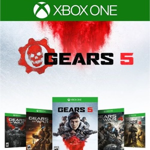 Gears 5 Collection Bundle 1-5 (XB1) Black Friday Deal