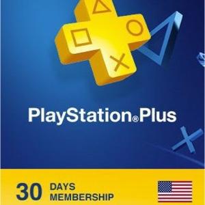 PlayStation Plus 30 Days