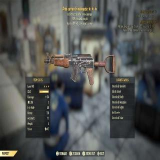 Weapon   AAE Handmade