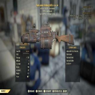 Weapon   Anti Armor Railway Rifle
