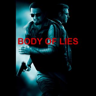 Body of Lies must know xml workaround