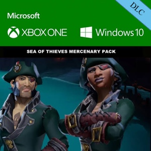 Sea of Thieves Mercenary Pack DLC **EXTREMELY RARE**