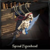 Sea of Thieves Spinal Figurehead DLC Code XBOX Windows 10